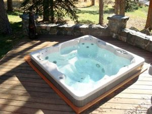 luxury hot tubs Denver